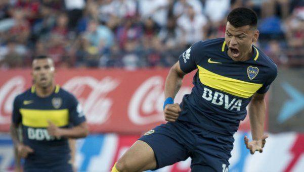 Boca aprovechó la ráfaga y venció a San Lorenzo de visitante