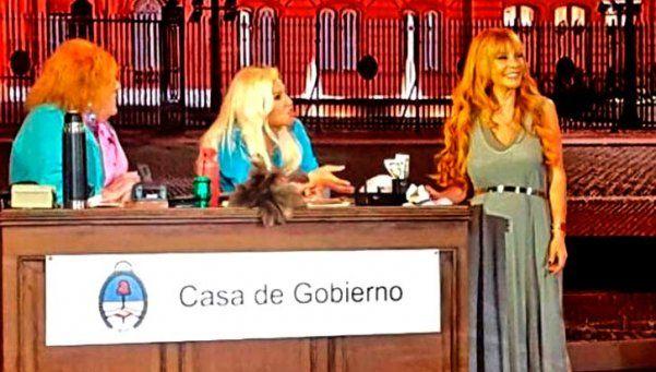 Susana y Graciela: divas en duelo picante