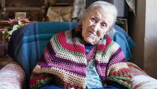 Viejos son los trapos: la mujer más longeva del mundo cumple 117 años