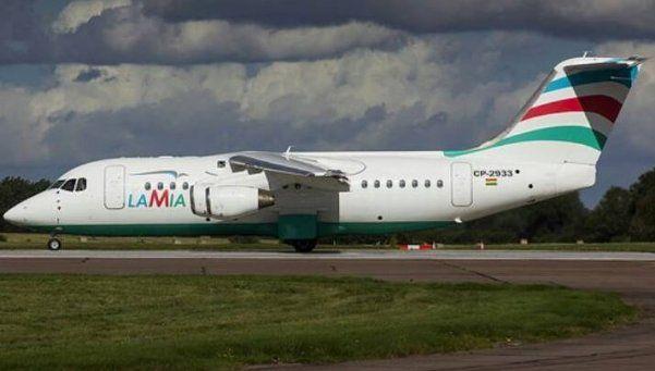 La Selección Argentina viajó hace 18 días en el avión siniestrado