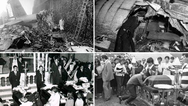 Antecedentes: los accidentes aéreos que golpearon al fútbol