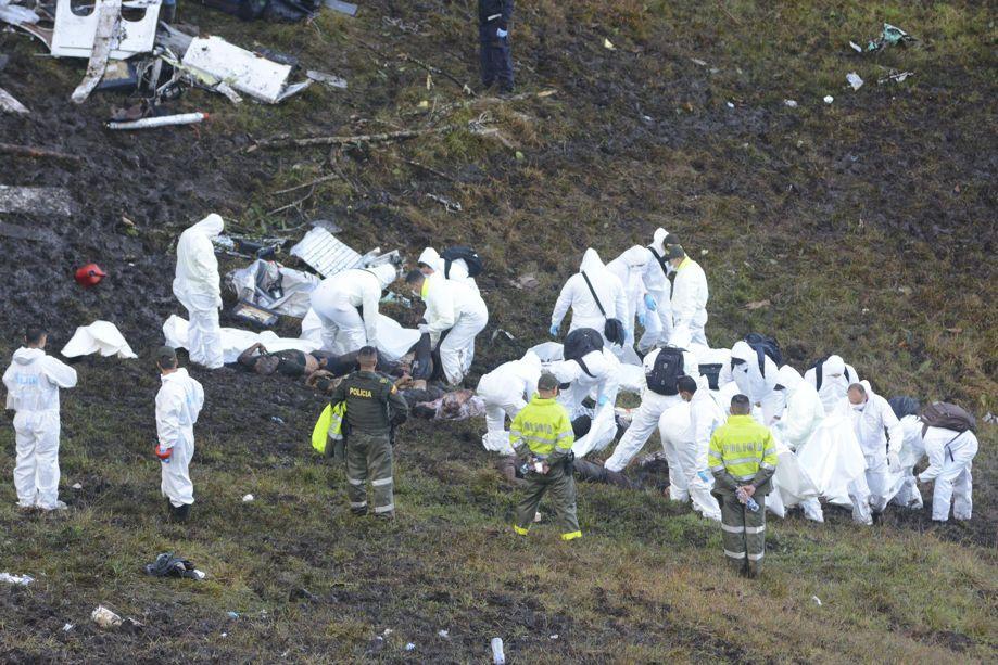 Video | Las primeras imágenes en el lugar de la tragedia