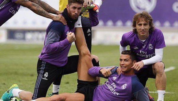 El desafortunado tuit de Cristiano Ronaldo después de la tragedia