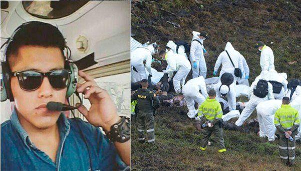Habló un sobreviviente del trágico vuelo de Chapecoense
