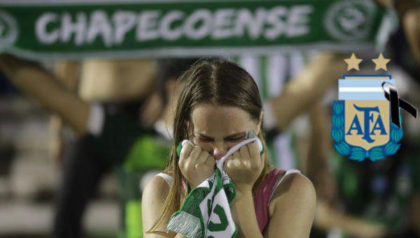 Clubes argentinos ofrecen cederle jugadores a Chapecoense