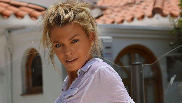 Gisela, la Chica Popular que acompañó a Scioli