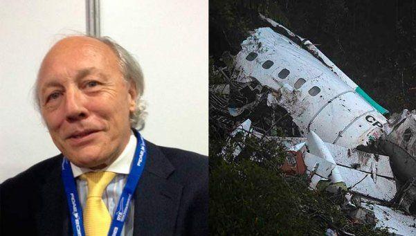 Un piloto reveló los peligros de vuelos como el de Lamia