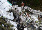 Tragedia de Chapecoense: detienen a funcionario aeroportuario