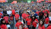Gran celebración por los 58 años de Ricardo Rojas
