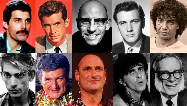 10 geniales personalidades que el SIDA se llevó