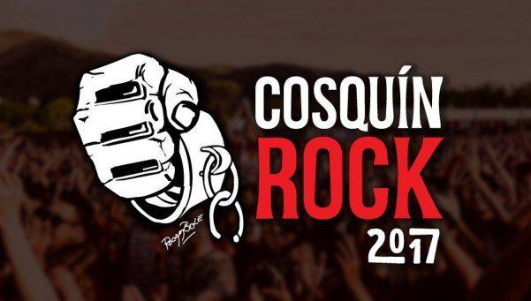Cosquín Rock 2017 ya tiene grilla completa y confirmada
