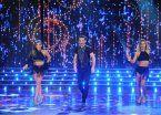 Bailando: Peter, Charlotte y Del Cerro sacaron buena nota en el Merengue