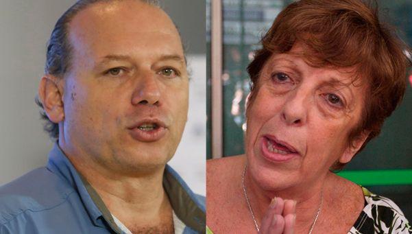 Denunciaron a Berni y a Fein por la muerte de Nisman