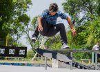 Video | Tiene 22 años, es marplatense y lo llaman el Messi del skate