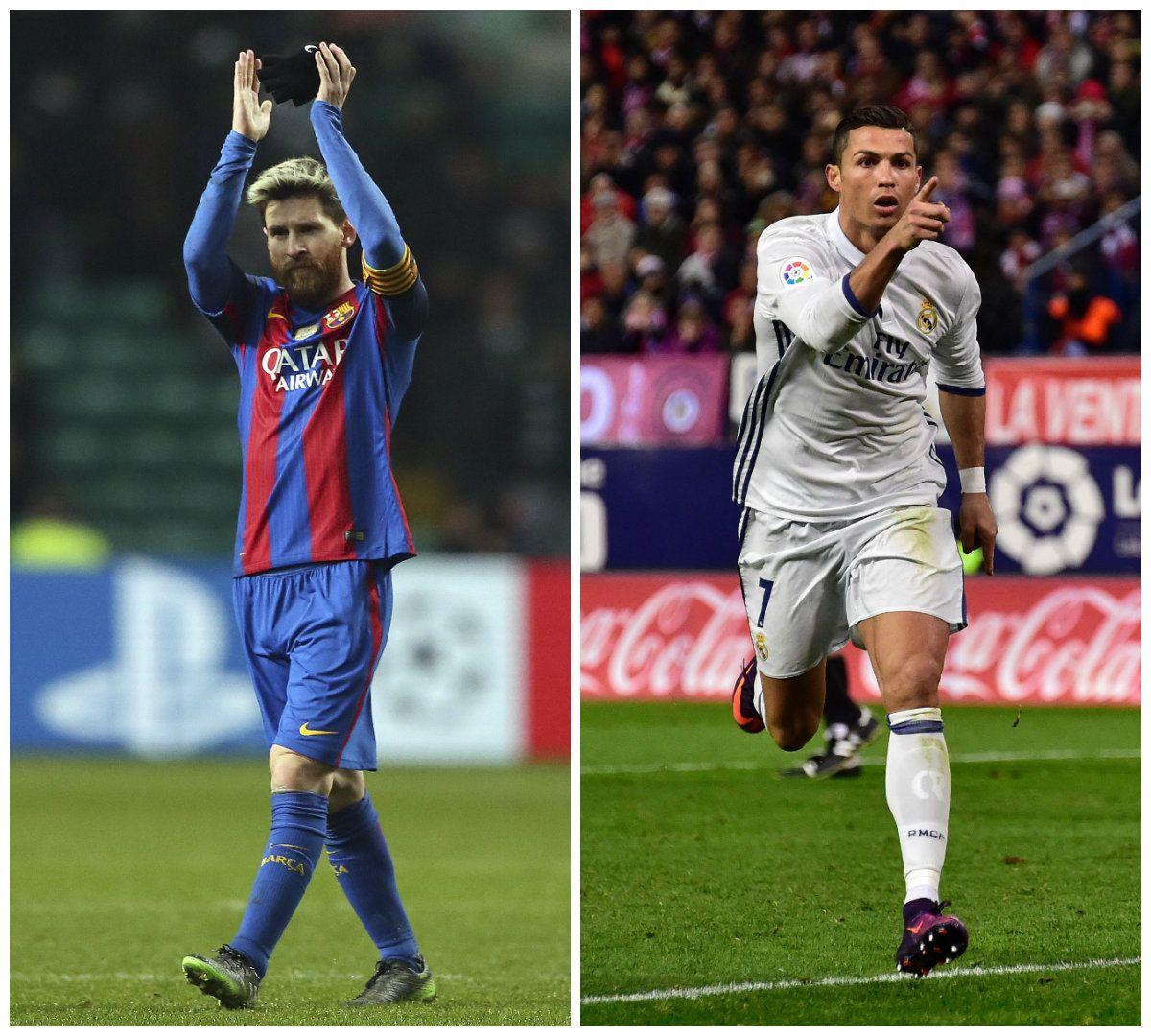 Barcelona y Real Madrid, el clásico de los 1.023 millones de euros