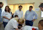 Nuevo centro de testeo de HIV en Almirante Brown