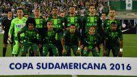 Chapecoense será declarado campeón de la Sudamericana