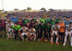 El emotivo homenaje de San Lorenzo a Chapecoense