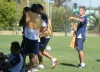 Quilmes vuelve a entrenar con ánimos de revancha
