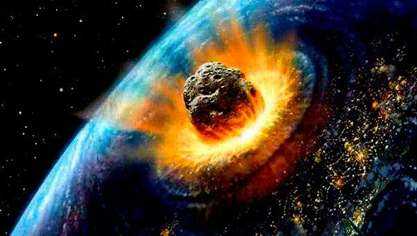 Meteoritos gigantes acechan a la Tierra