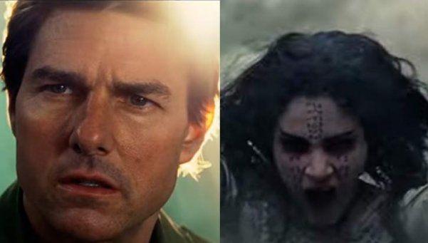 "Tráiler | Tom Cruise se enfrenta a ""La Momia"""