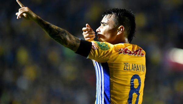 Goles argentinos por el mundo: Zelarayán, a colocar
