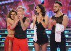Carla Conte quedó eliminada del Bailando 2016