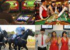 Paro en bingos, hipódromos, casinos y Lotería Nacional