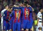Barcelona goleó y ya piensa en los octavos de Champions
