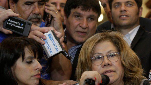 La oposición impuso su proyecto sobre Ganancias