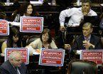 Diputados aprobó por amplia mayoría la ley de Emergencia Social