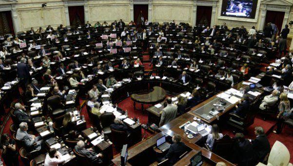 Diputados impulsa sanción definitiva de Ganancias