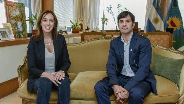 Echarren, otro intendente peronista en el gabinete de Vidal