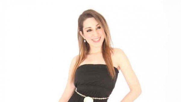 Kitty Locane, la chica que sueña con ser como Lali Espósito