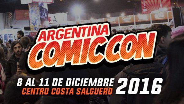 Este jueves, regresa Argentina Comic Con a Costa Salguero