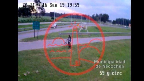 Un video, la clave para resolver un crimen en Necochea