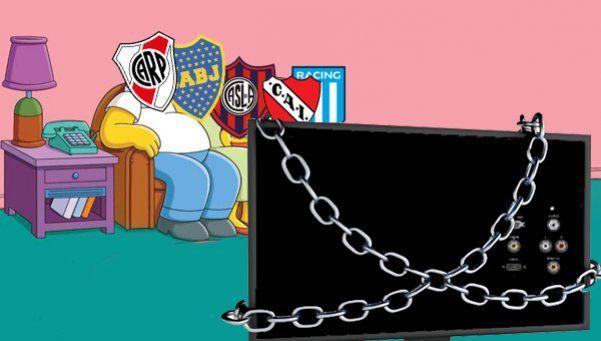 La pantalla del fútbol para 2017, en señal de ajuste