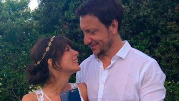 Al final, Vázquez y Accardi se casaron ayer