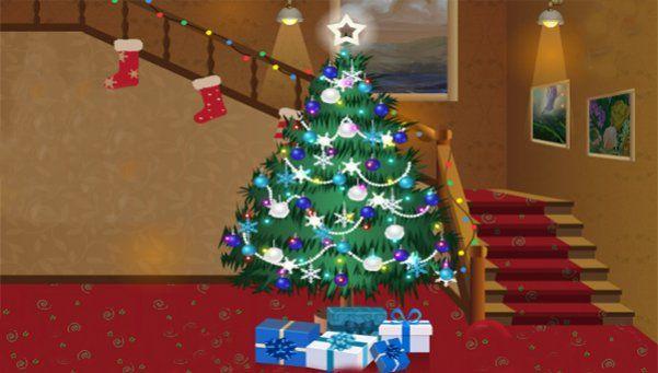 Interactivo | Armá tu arbolito de Navidad