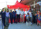 El Rotary Club de Tigre donó una carpa sanitaria