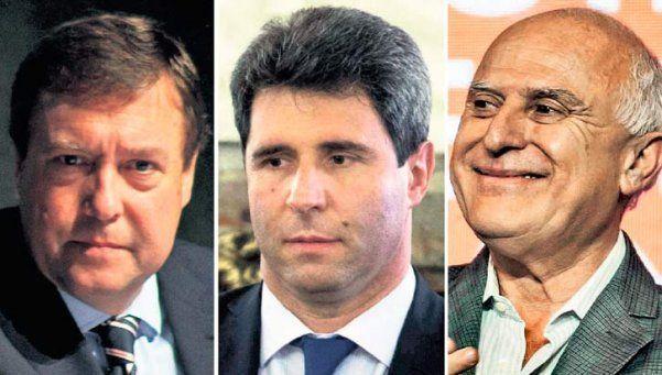 Gobernadores opositores contra el proyecto opositor