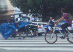 Represión en Córdoba: la Policía atacó a balazos de goma a manifestantes