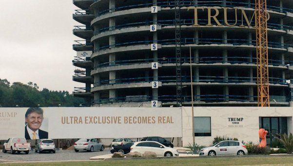Suspenden proyecto de construcción de una torre Trump en el Centro