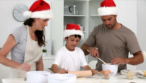 Adelantarse al menú festivo