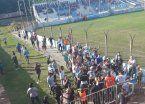 El fútbol, amargado por la violencia en la Barranca