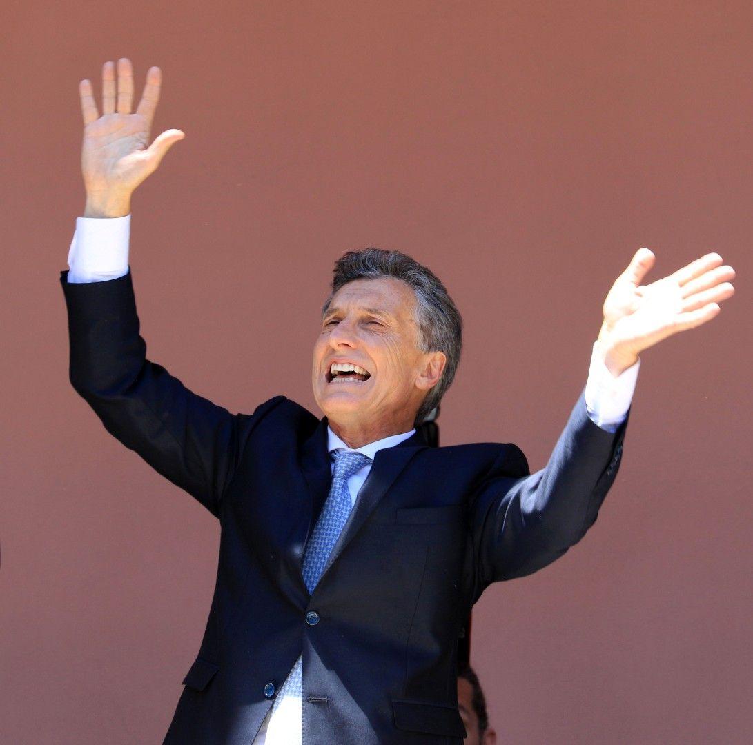 Galería | 100 imágenes de los primeros 365 días de Macri en el poder