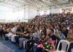 Fiesta por los 25 años de centro educativo de Varela