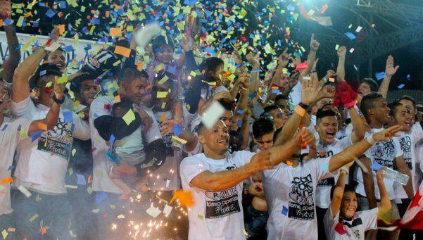 Fútbol sudamericano: del festejo de Nacional, Guaraní y Zamora, al dolor del Inter