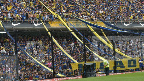 Más de 30 mil almas siguieron la fiesta en la Bombonera en el #DíaDelHinchaDeBoca