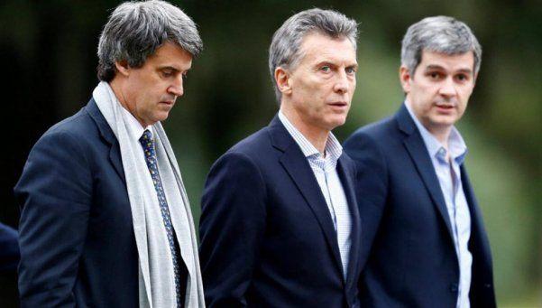 Marijuan imputó a Macri, Prat Gay y Peña por el blanqueo de familiares